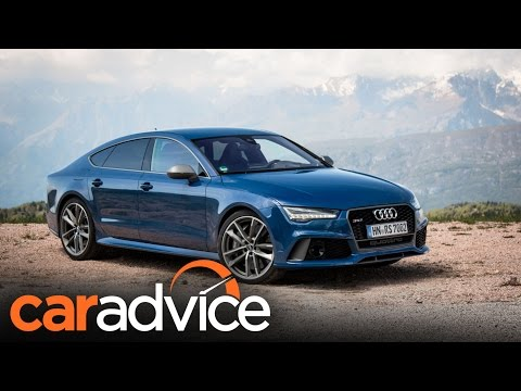 2016 Audi RS7 Performance review | CarAdvice