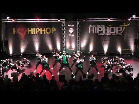 Just Us feat. Tribal Soul | Deutsche Meisterschaft DTHO 2018