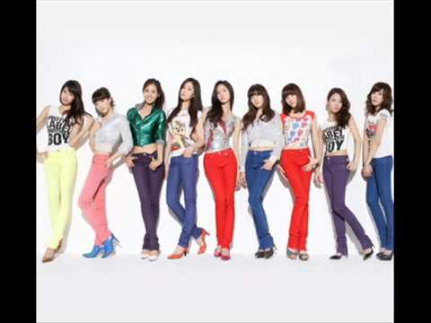 Girl's Generation: Gee