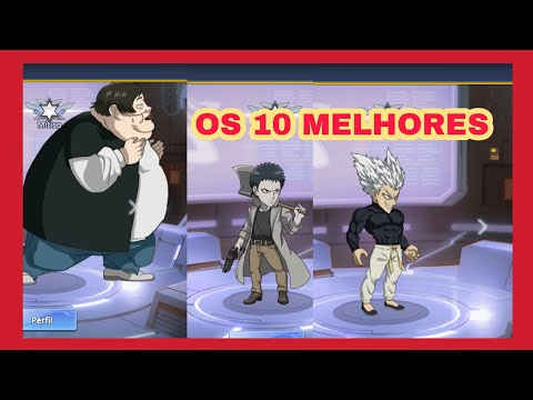 OS 10 MELHORES