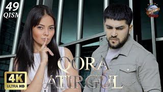 Qora atirgul (o'zbek serial) 49-qism | Кора атиргул (узбек сериал) 49-кисм