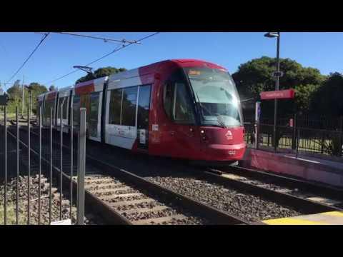 Sydney's Dulwich Hil Line - timeline/history