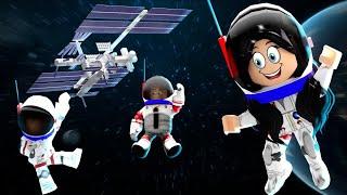 ¡Gano un Viaje al Espacio! - Roblox SPACE SAILORS