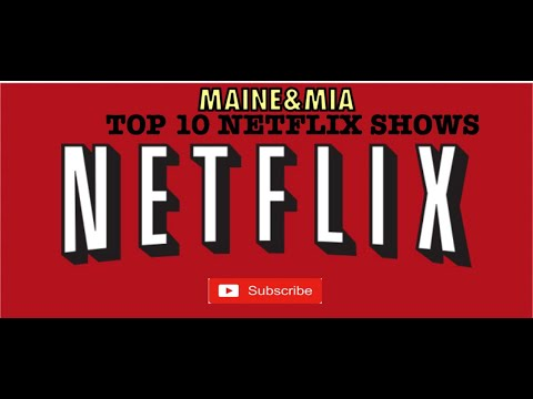 Top 10 Netflix tv shows 2019????‼️