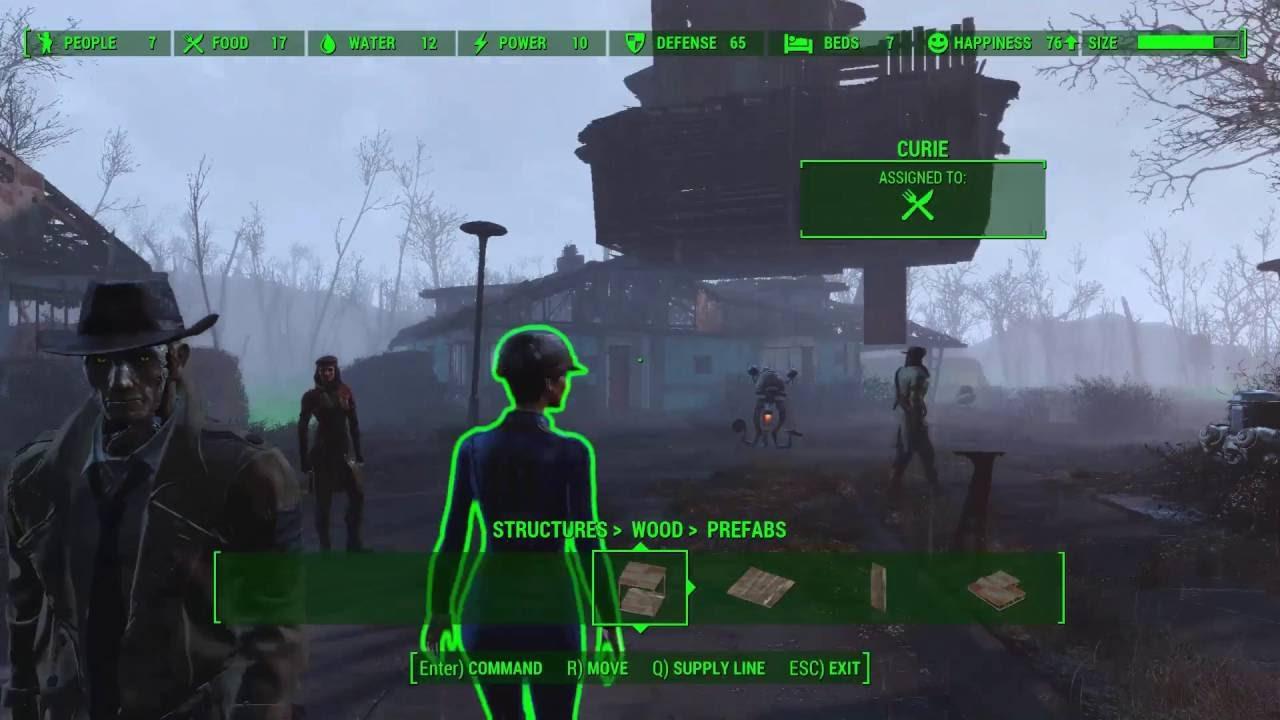 Fallout 4 Place Everywhere Mod & F4SE Setup