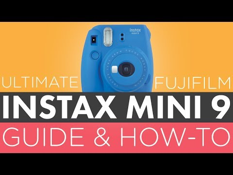 Ultimate Fujifilm Instax Mini 9 Guide