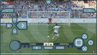 PES 2018 Manchester Patch Jogress V3 PSP Android ISO - KCO