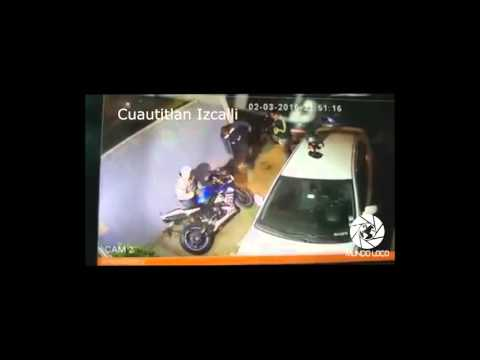 Robo Yamaha R1 Cuautitlan Izcalli (MLC)