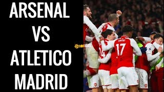 Arsenal vs Atletico Madrid: Europa League preview