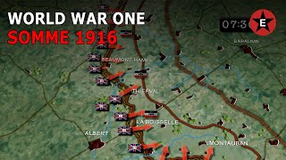 Epic History: Battle of the Somme 1st July 1916