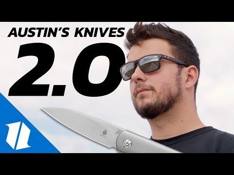 19 New Knives for Austin | Knife Banter Ep. 27