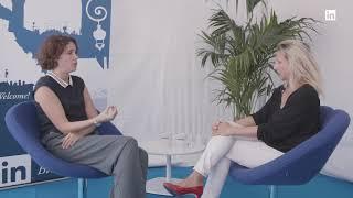 Interview de Laetitia Grail Université d'été MEDEF 2018 by LinkedIn