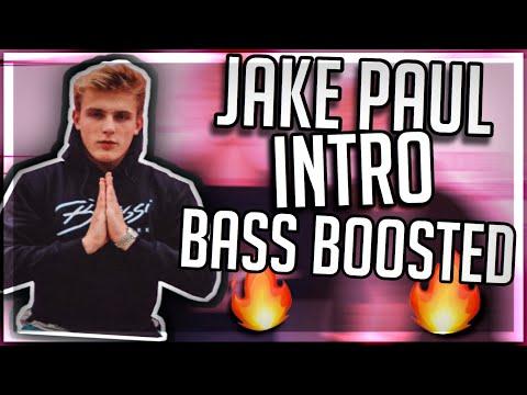 Jake Paul's intro ear rape