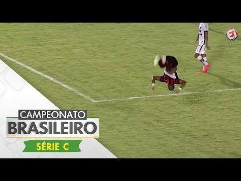 Melhores Momentos - Moto Club 1 x 0 Fortaleza - Brasileiro Série C (08/07/2017)