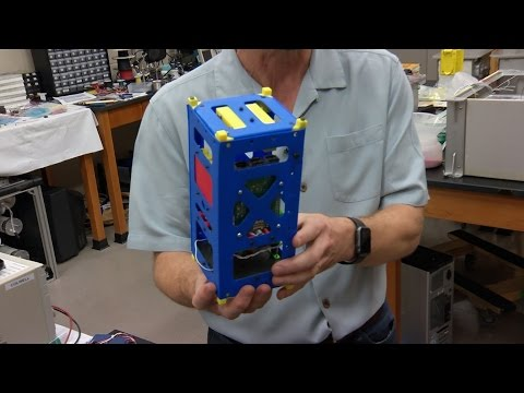 SciTech Central 1601: Democratizing Space: The Cubesat Revolution