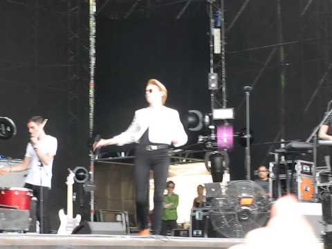 La Roux - Tigerlily (13.07.13)