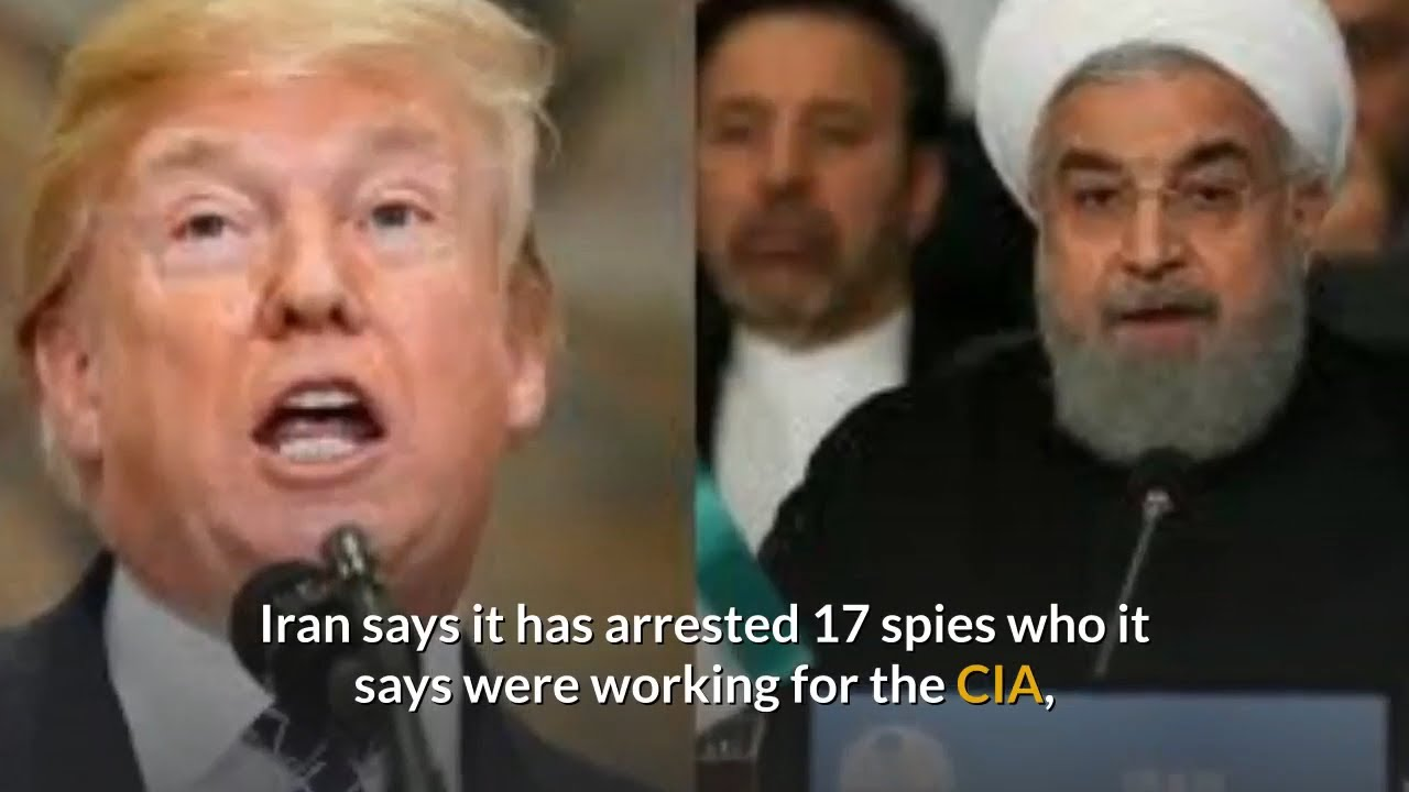 Iran arrests CIA spies and sentences some to death