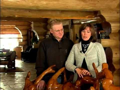 2012 Pioneer Log Homes Youtube