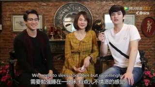 Video [Eng Sub] Tao*Pattie*Phan~Interview about Princess Hours Thailand (Intimate Scene) download MP3, 3GP, MP4, WEBM, AVI, FLV Desember 2017