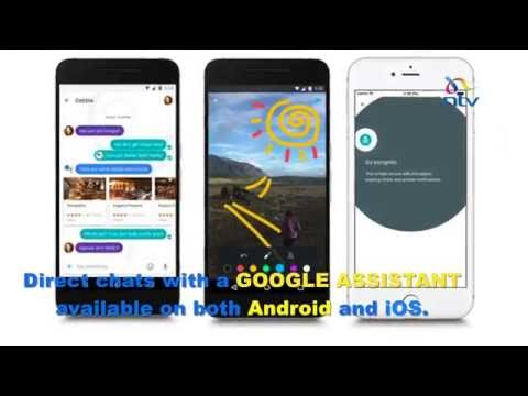 Google's Allo says Hello!