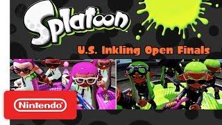 Splatoon – U.S. Inkling Open Finals - Wii U