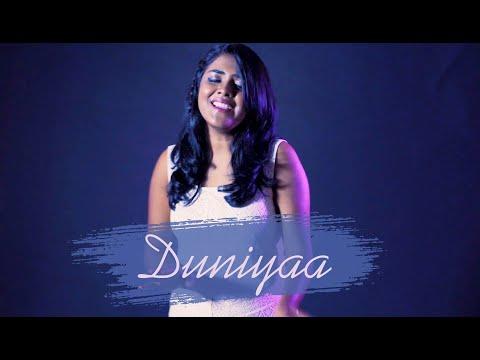 Duniyaa | Luka Chuppi | Kartik Aryan Kriti Sanon | Akhil | Dhvani Bhanushali | Cover By Trishita