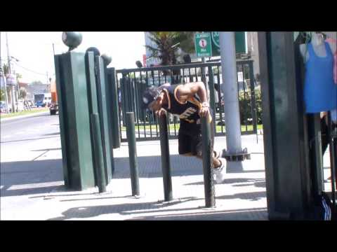 The Cams - Streetworkout CHILE / @bar-belicos Maipú
