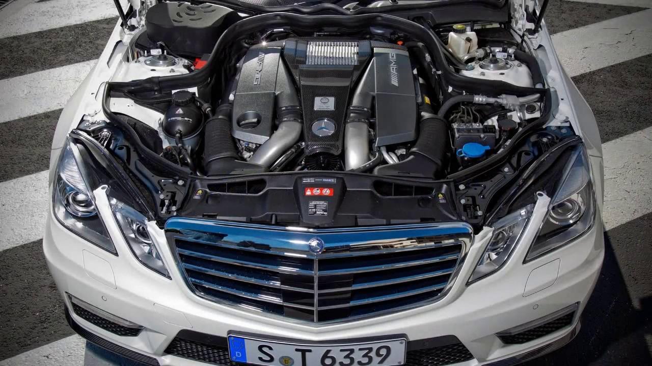 2012 Mercedes-Benz E63 AMG Wagon - YouTube