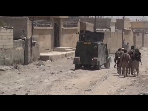 حصري | خمسة بالمئة المساحة المتبقية تحت إحتلال #داعش في #الرقة