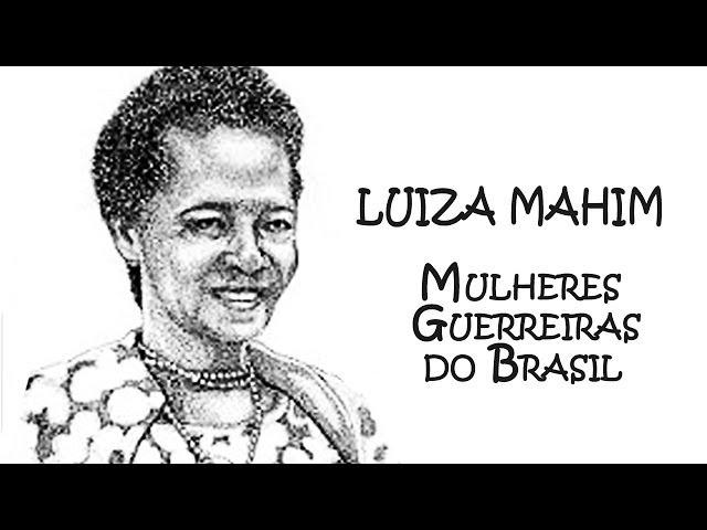 CULTNE -  Luiza Mahim - Guerreiras Brasileiras