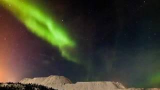 полярное сияние над норвегией aurora borealis uplifting trance 2011 borman njoy