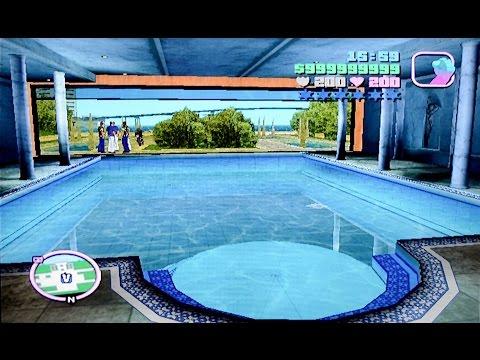 Relaxing Vice City Safehouses Tour - ASMR walkthrough [Soft-Spoken Gameplay]