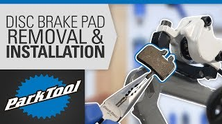 How to Replace Brake Pads on a Bike - Disc Brakes