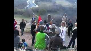 16 mars 2012 Montségur Chant occitan 6/10