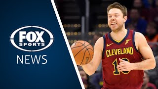 Matthew Dellavedova talks NBA return and LeBron vs Giannis | Fox Sports News