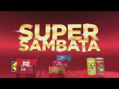 Super Sambata la Lidl • 28 Aprilie 2018