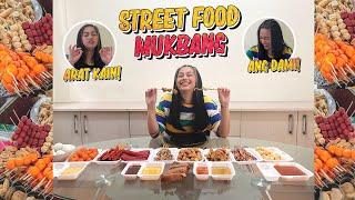 STREET FOOD MUKBANG | ZEINAB HARAKE