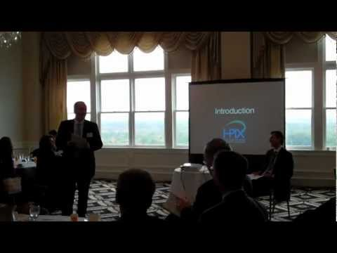 HPIX CEO Introduces Company @ Defense Counsel Summit