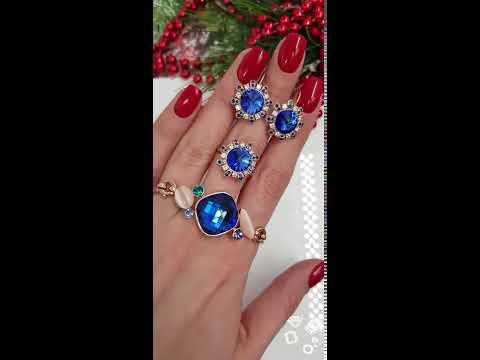 Комплекты бижутерии с кристаллами Сваровски в интернет-магазине Jewel-classic.ru
