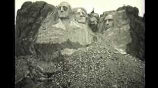 Mt Rushmore Under Construction