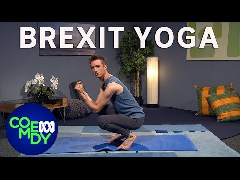 Brexit Yoga - Sammy J S2 (ep6)
