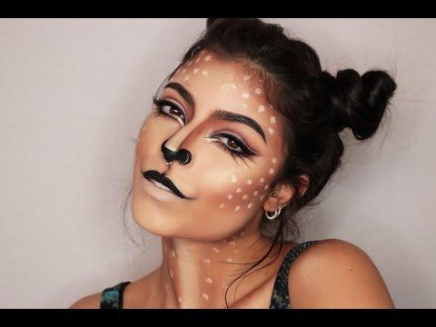 No-Fuss Halloween Costume Makeup