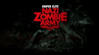 Sniper Elite: Nazi Zombie Army | ТРЕЙЛЕР