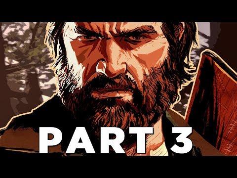 RED DEAD REDEMPTION 2 ONLINE Walkthrough Gameplay Part 3 - GANG (RDR2 Online)