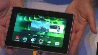 BlackBerry Playbook : Une belle et performante tablette