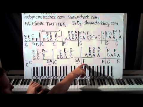 Will You Still Love Me Piano Lesson part 1 Carole King - YouTube