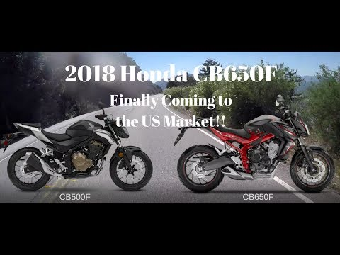 2018 honda 0 60.  2018 2018 Honda CB650F  Coming To US Market To Honda 0 60