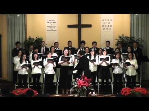 Christmas Cantata - We're Glad You Came