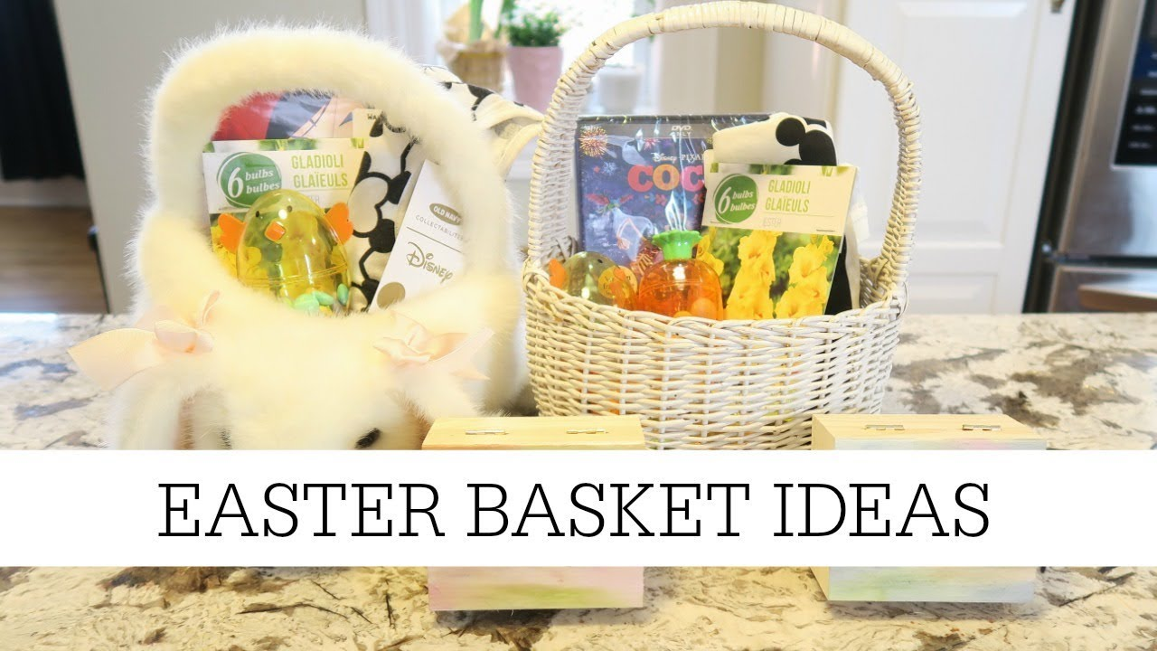 Whats in my kids easter basket budget friendly minimal clutter whats in my kids easter basket budget friendly minimal clutter low waste negle Image collections