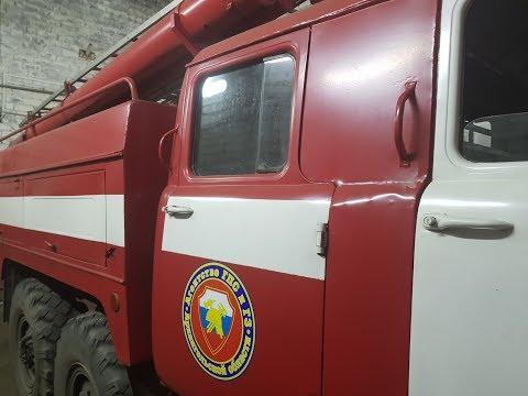Пожарный ЗИЛ (131), назад в СССР. История завода ЗИЛ, обзор автомобиля.